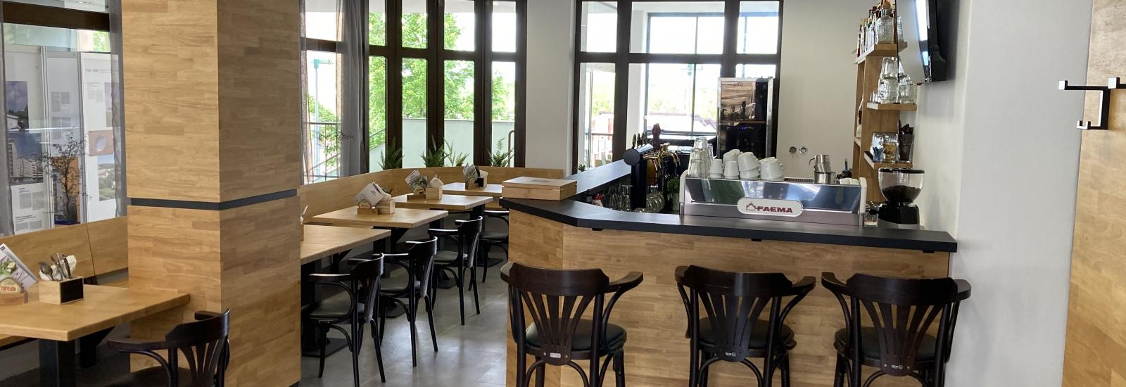 Bistro Panorama - domácí kuchyně v srdci Hluboké nad Vltavou
